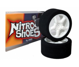 Jaco Nitro Shoes 2-Stage Front 42 Shore 26mm