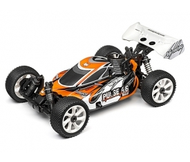 HPI101494 Painted Body W/Decals