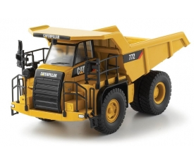 NORSCOT CAT 772 OFF HGHWAY TRUCK 1/50