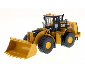 NORSCOT CAT 980K WHEEL LOADER-ROCK BKT CONFIGUR 1/50