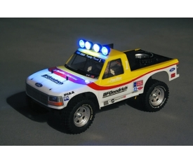RC NEON 4-PIECE RALLY/TRUCK