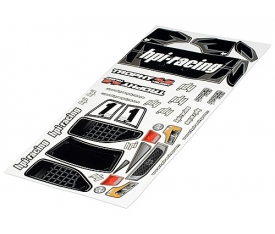 HPI101198 Trophy Truggy Decal Sheet