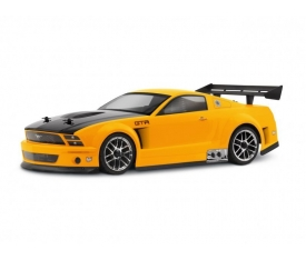 HPI Ford Mustang GT-R Body