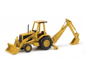 NORSCOT  CAT 416 BACKHOE LOADER 1:32 BLOCK C