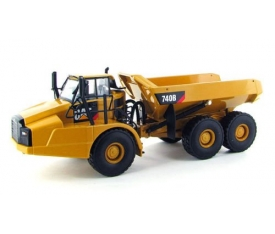 NORSCOT  CAT 740B ARTICULATED TRUCK 1:50