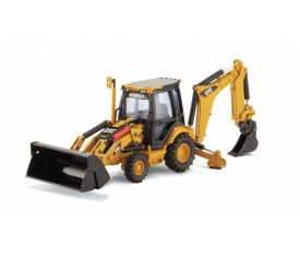 NORSCOT CAT 420E BACKHOE LOADER 1:50