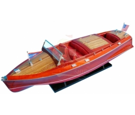 Chris Craft Racing 1953 Montajlı Tekne-81cm
