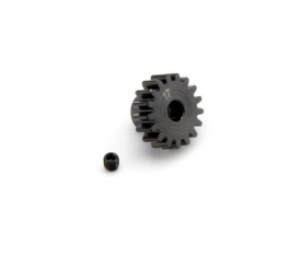 PINION GEAR 17 TOOTH (1M/5MM SHAFT)