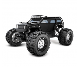K-Rock Monster Truck 1/8 EP 4WD MT4 G5 Black