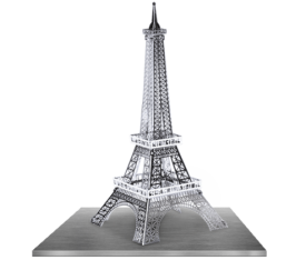 Metal Earth Eiffel Tower 3D Metal Puzzle