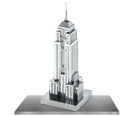 Metal Earth Empire State Building D Metal Puzzle