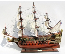 Sovereign Of The Seas Montajlı Gemi-40cm