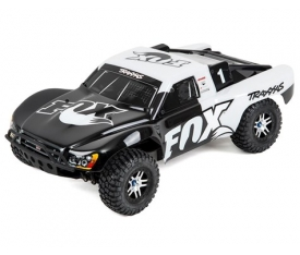 Traxxas Slash Fox 1/10 4x4 Brushless TSM & OBA RTR